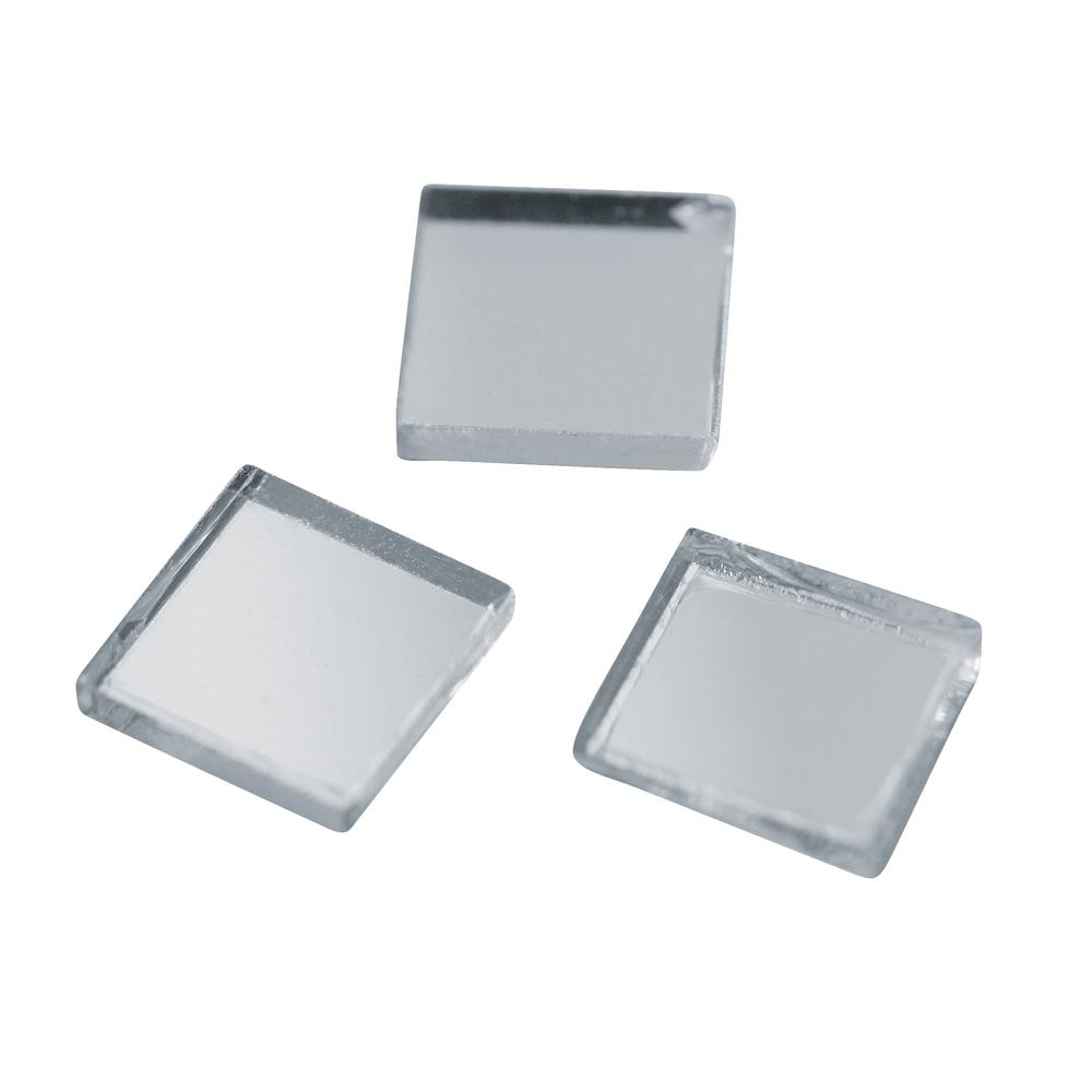 Spiegelmosaiksteine, 1x1cm, ca.60 Stück, SB-Box 40g