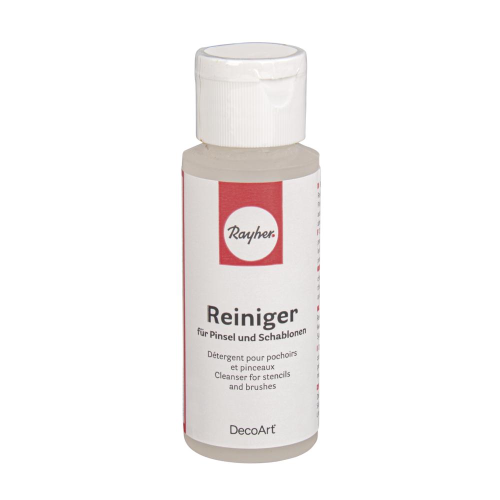 Reiniger für Schablonen und Pinsel, Flasche 59 ml