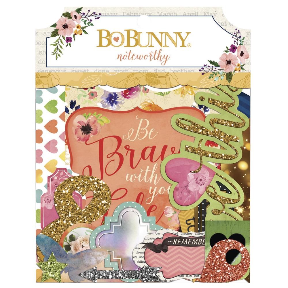 Noteworthy Calendar Girl, sortiert, SB-Btl 100Stück